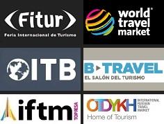 Logos de ferias de turismo